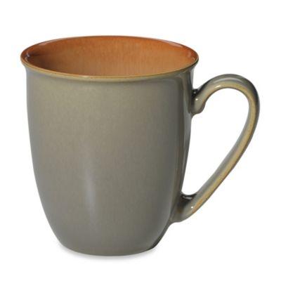Denby Duets Mug in Sage/Paprika