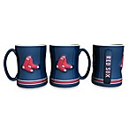 MLB Boston Red Sox Sculpted Mug