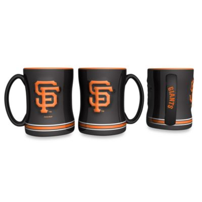 MLB San Francisco Giants Sculpted Relief Mug