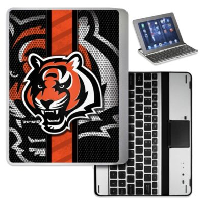 NFL Cincinnati Bengals Wireless Aluminum Ipad Case