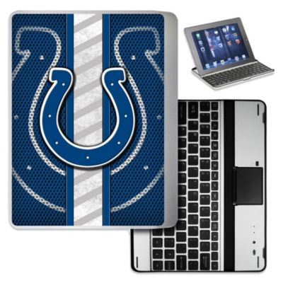 NFL Indianapolis Colts Wireless Aluminum Ipad Case