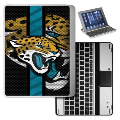NFL Jacksonville Jaguars Wireless Aluminum Ipad Case