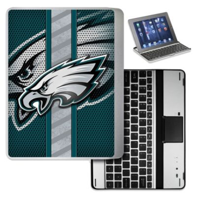 NFL Philadelphia Eagles Wireless Aluminum Ipad Case
