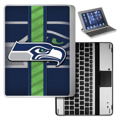 NFL Seattle Seahawks Wireless Aluminum Ipad Case