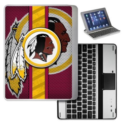 NFL Washington Redskins Wireless Aluminum Ipad Case