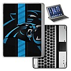 NFL Carolina Panthers Wireless Aluminum Ipad Case