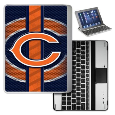 NFL Chicago Bears Wireless Aluminum Ipad Case