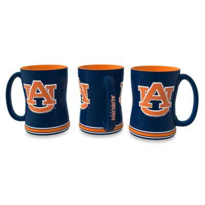 NCAA Auburn University 15-Ounce Relief Mug