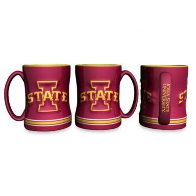 Iowa State University Relief Mug