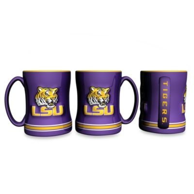 NCAA Louisiana State University 15-Ounce Relief Mug