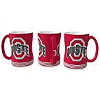 NCAA Ohio State University 15-Ounce Relief Mug