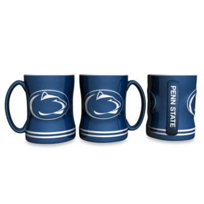 NCAA Penn State University 15-Ounce Relief Mug