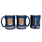 NCAA Syracuse University 15-Ounce Relief Mug