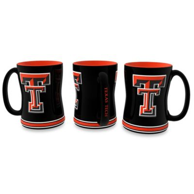 NCAA Texas Tech University 15-Ounce Relief Mug