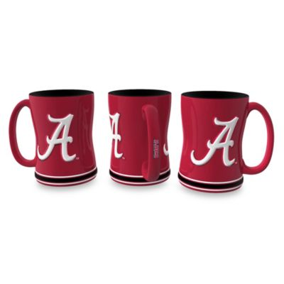 NCAA University of Alabama 15-Ounce Relief Mug