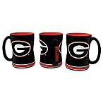 NCAA University of Georgia 15-Ounce Relief Mug