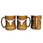 NCAA University of Texas 15-Ounce Relief Mug
