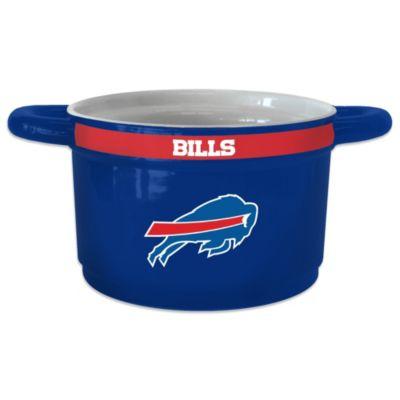 NFL Buffalo Bills Sculpted Game Time Bowl