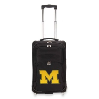 University of Michigan 21-Inch Carry On