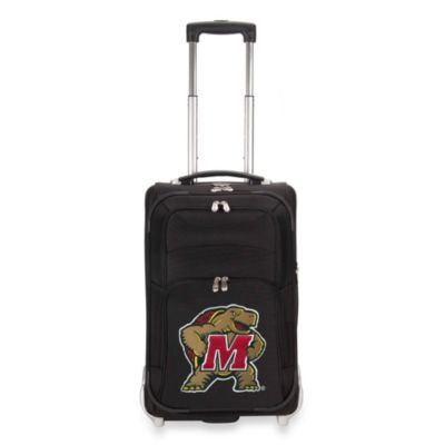 University of Maryland 21-Inch Wheeled Carry-On