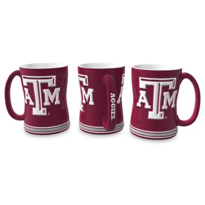 Texas A&M University Relief Mug
