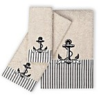 India Ink Beach Cottage Bath Towel