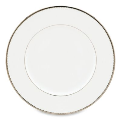 kate spade new york Sugar Pointe 12-Inch Dinner Plate