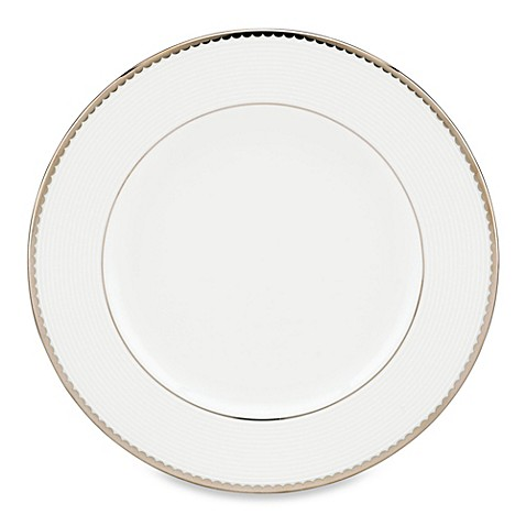 kate spade new york Sugar Pointe 9-Inch Salad Plate