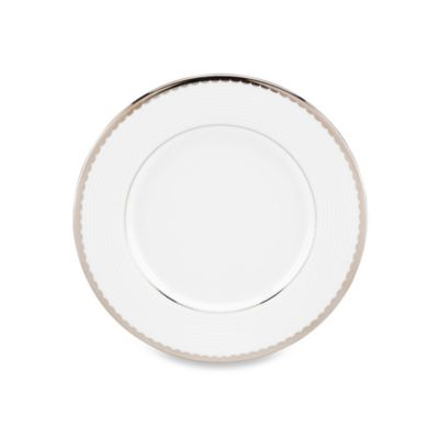 kate spade new york Sugar Pointe 8-Inch Saucer