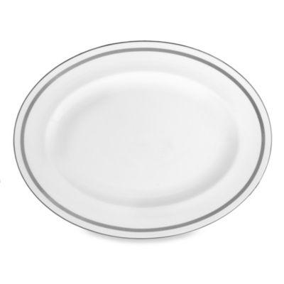 Vera Wang Wedgwood® Vera Infinity 13-Inch Oval Platter