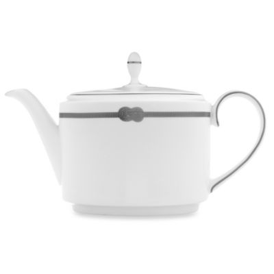 Vera Wang Wedgwood® Vera Infinity 47-Ounce Teapot