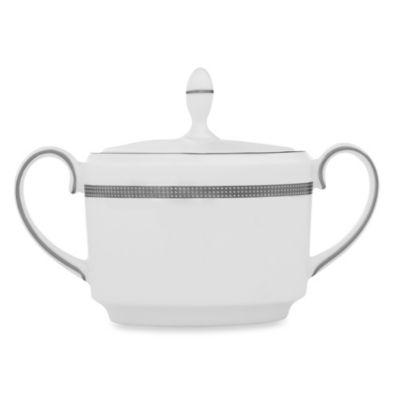 Vera Wang Wedgwood® Vera Infinity 6-Ounce Sugar Bowl Imperial