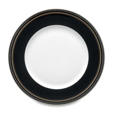 Vera Wang Wedgwood® With Love Noir 10.75-Inch Dinner Plate