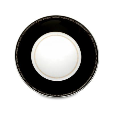 Vera Wang Wedgwood® With Love Noir 5.5-Inch Tea Saucer