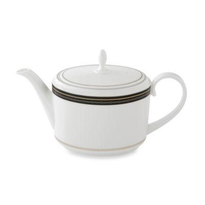 Vera Wang Wedgwood® With Love Noir 47-Ounce Teapot