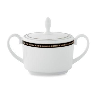 Vera Wang Wedgwood® With Love Noir 6-Ounce Sugar Bowl