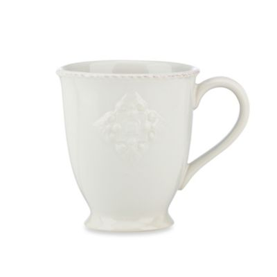 Lenox® French Perle Charm 12-Ounce Mug