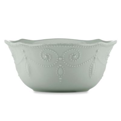 French Perle All Purpose Bowl in Grey