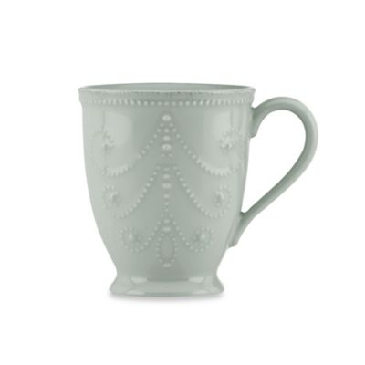 Lenox® French Perle Grey 12-Ounce Mug