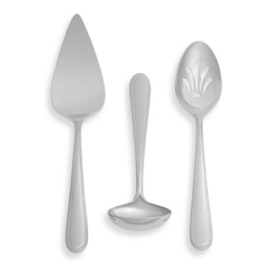 Vera Wang Wedgwood® Infinity 3-Piece Serving Set