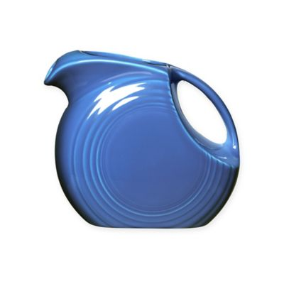 Fiesta® Large Pitcher in Lapis
