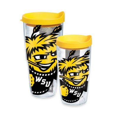 Tervis® Wichita State Shockers Colossal Wrap 24-Ounce Tumbler with Lid