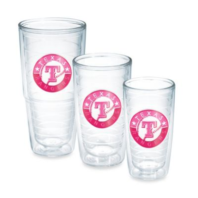 Tervis® MLB Texas Rangers Emblem 10-Ounce Tumbler in Neon Pink