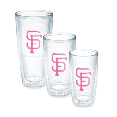 Tervis® MLB San Francisco Giants Emblem 10-Ounce Tumbler in Neon Pink