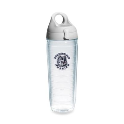 Tervis® University of Connecticut Huskies 24-Ounce Emblem Water Bottle with Lid