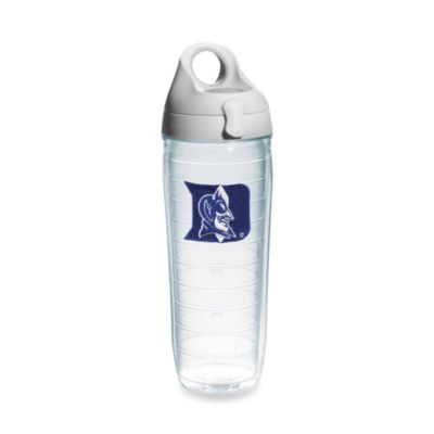 Tervis® Duke University Blue Devils 24-Ounce Emblem Water Bottle with Lid
