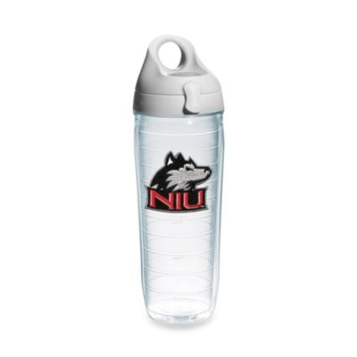 Tervis® Northern Illinois Huskies 24-Ounce Emblem Water Bottle with Lid
