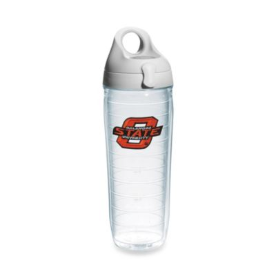 Tervis® Oklahoma State Cowboys 24-Ounce Emblem Water Bottle with Lid