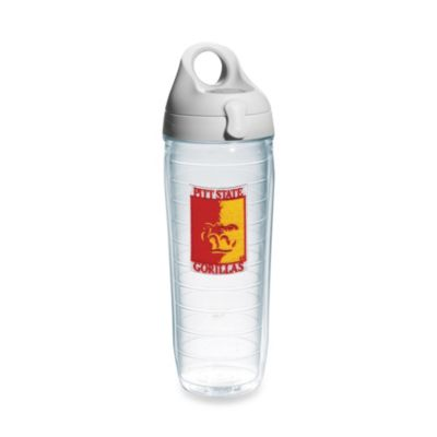 Tervis® Pittsburgh State Gorillas 24-Ounce Emblem Water Bottle with Lid