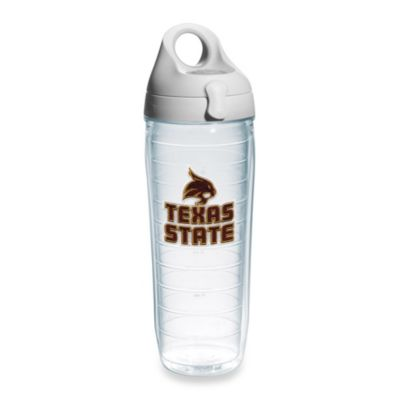 Tervis® Texas State 24-Ounce Emblem Water Bottle with Lid